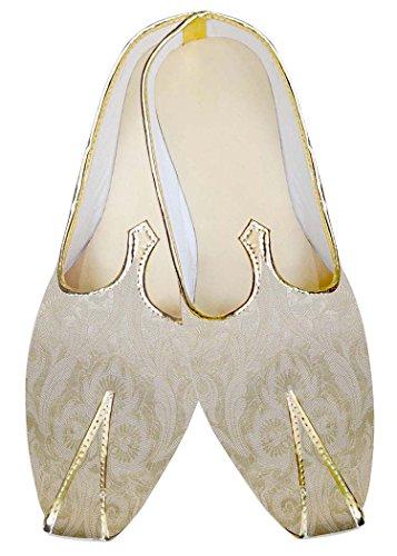 Hombres AlHombresdra Zapatos Boda MJ012960 Moda INMONARCH pRUBw0x