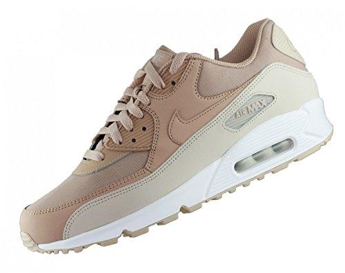 Nike Herren Air Max 90 Essential Schuhe Beige (Desert Sand/sand/white 087)