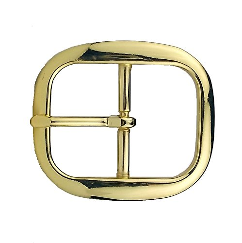 Tandy Leather Econo Center Bar Belt Buckle Fits 1-1/4