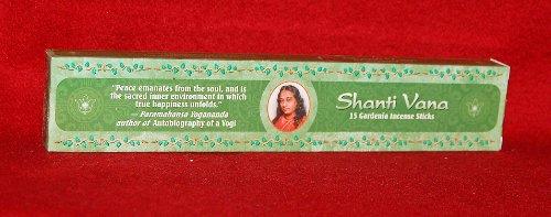 Shanti Vana Gardenia Incense Sticks ()