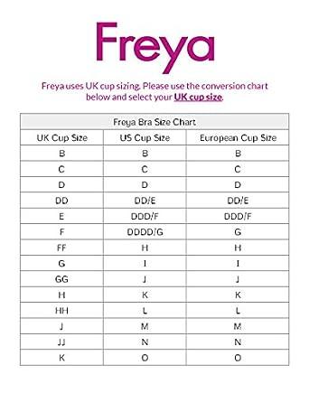 Freya Womens Dynamic Soft Cup Converting Strap Style Wireless Sports Bra
