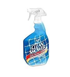 Scrub Free Clean Shower daily shower cleaner pack of 2