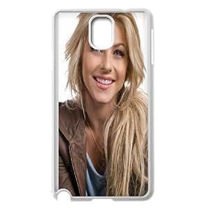Samsung Galaxy Note 3 Cell Phone Case White Julianne Hough JSK655141