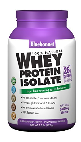 BlueBonnet Natural Protein Isolate Original product image