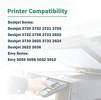 Amazon.com: Ziprint Remanufactured Ink Cartridge Replacement ...