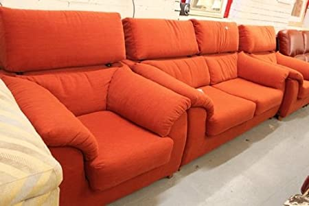 3suites fama sofa couch and 2 airmchair amazon co uk kitchen home