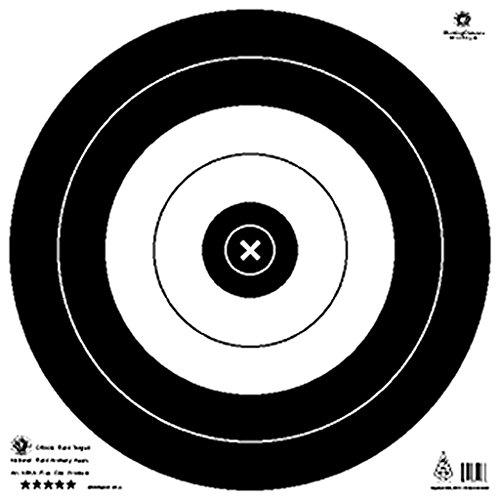 Maple Leaf NFAA Official Field Targets 35 cm 25/pk. - Maple Field Target