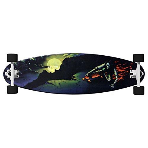 Dregs Skateboards - DREGS Longboard MOBBER RACER Skateboard