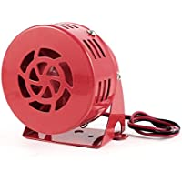 Fire Alarm Security System Electric Mini Siren Buzzer DC 24V