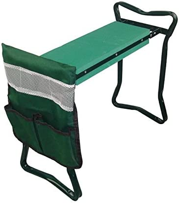 Heavy Duty Upgraded Garden Kneeler Thicken Seat Padded Kneeling Stool In//Outdoor