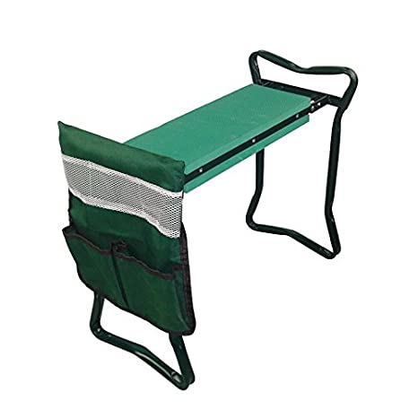 Merveilleux MTB Heavy Duty Folding Garden Kneeler Bench For Weeding And Portable Garden  Stool Seat With Bonus