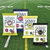 Skinny Pop Popcorn, Variety Pack, 4.4 Oz (Pack of 4)