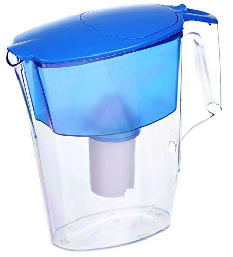 Aquaphor, Brocca con filtro dell'acqua, Standard, 2,5 L Blue Prezzi
