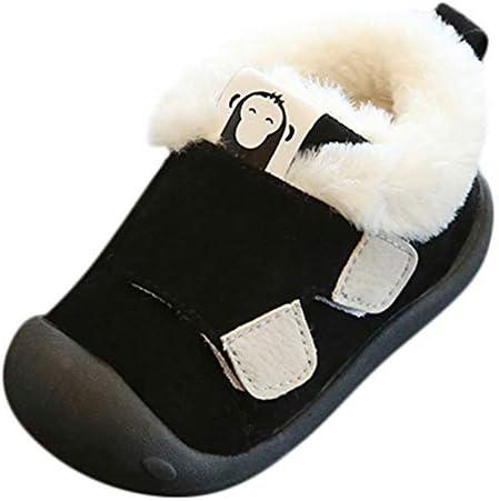 Zapatos Bebe Niña Recien Nacida Invierno K-youth Zapatillas de ...