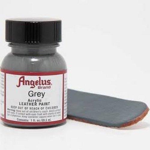 Angelus Acrylic Leather Paint 1oz Grey
