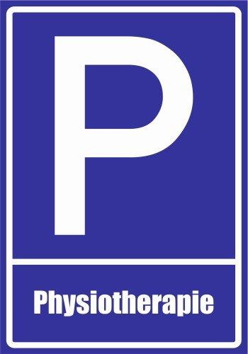 Kiwi Star segno di parcheggio –  Fisioterapia –  Alu di vetro minerale senza PVC. Kiwistar