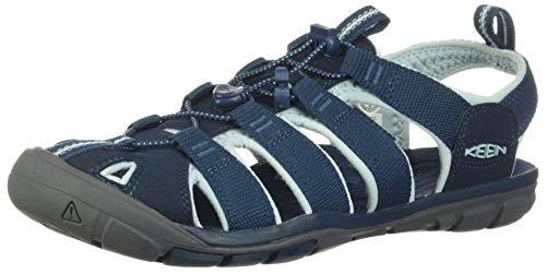 KEEN Damen Sandale Clearwater CNX W Wander Sandale Blau 40 EU