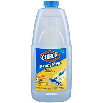Amazon Com Clorox Readymop Advanced Floor Cleaner Refill