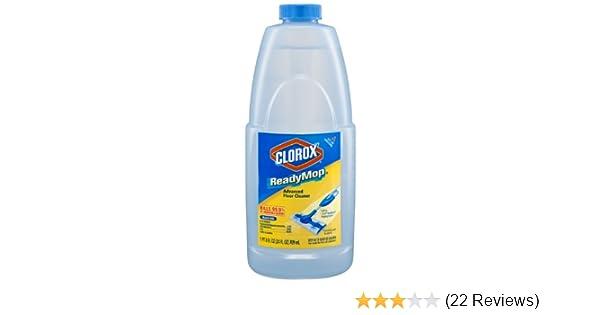 Amazon Com Clorox Readymop Advanced Floor Cleaner Refill 24