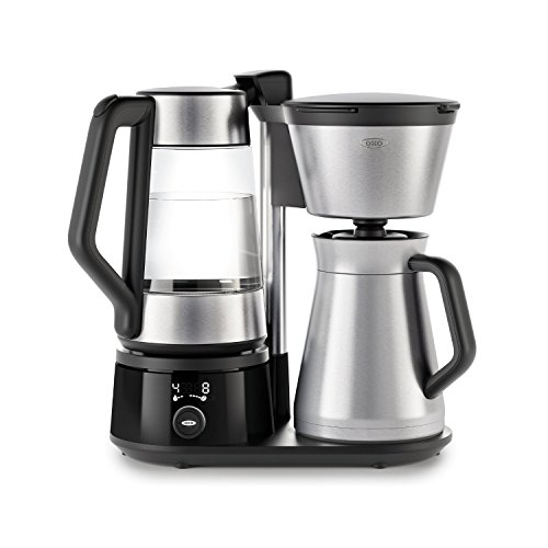 OXO Coffee Brewing System Silver