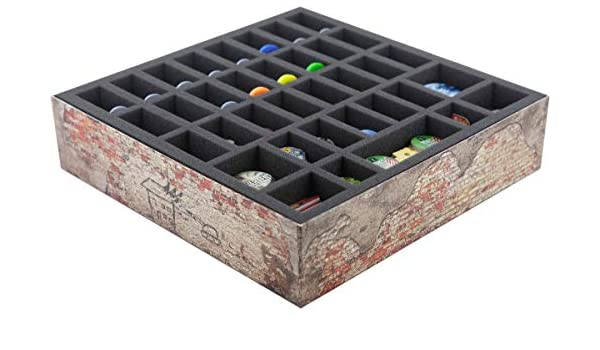 Feldherr Foam Set Compatible with This War of Mine - Board Game ...