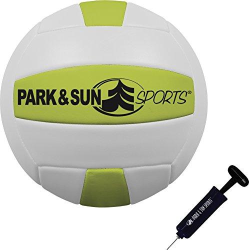 Park & Sun Sports Tournament Flex 1000: Portable Outdoor Volleyball Net System