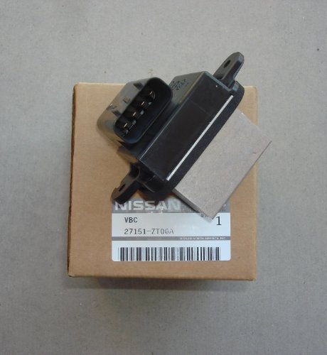 (Genuine Nissan 27151-ZT00A Heater Resistor Model: 27151-ZT00A Car/Vehicle Accessories/Parts)