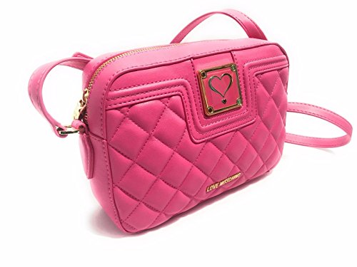 Women's Pink Bag Moschino Cross Love body 8qRwRF