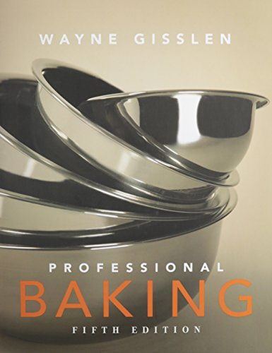 professional baking 5th edition - 2