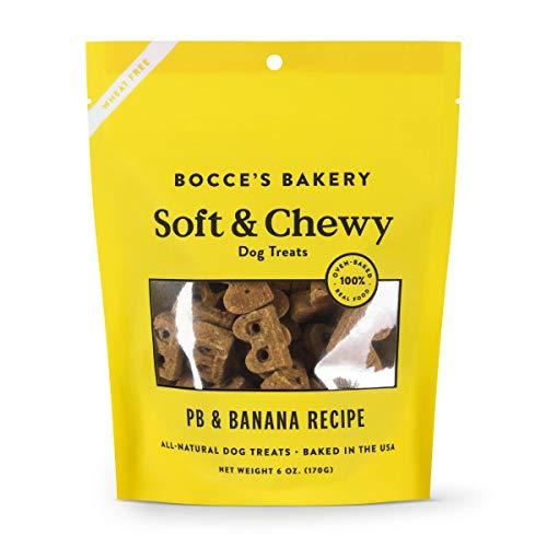 Bocce's Bakery – The Basics Menu: Soft & Chewy, Wheat-Free Dog Treats