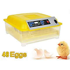 Egg Incubator Hatcher 48