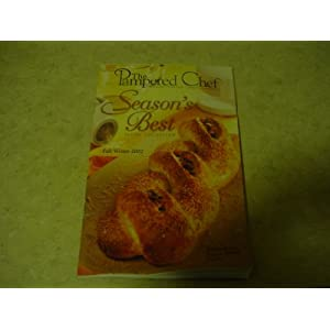 SEASON'S BEST RECIPE COLLECTION the Pampered Chef Doris CHRISTOPHER