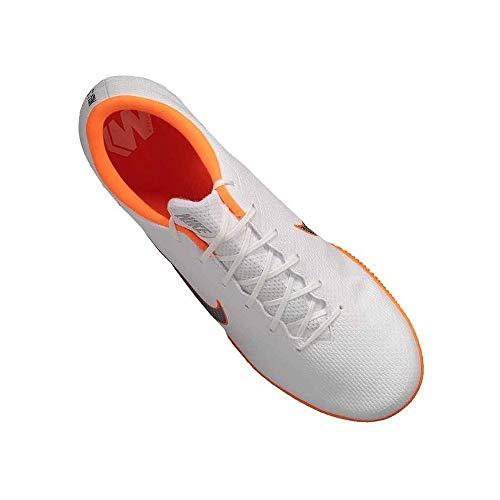 Mercurial O Vapor Ic Fußballschuhe 107 total Herren Chrome Weiß 12 NIKE Academy White 4P5xREw