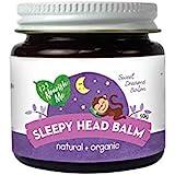 123 Nourish Me Sleepy Head Balm – Natural Sleep Aid for Babies, Kids – Organic Essential Oils for Sleep and Magnesium to…