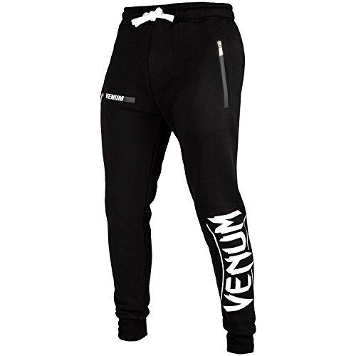 Venum Contender 2.0 Jogging Pants - Black/White - X-Large by Venum (Image #1)