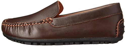 Pictures of umi Saul Moccasin Slip-On Loafer (Little Dark Brown 5