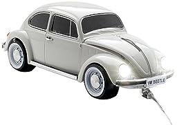 Click Car CCM-VWBEETLE-ULTIMA VW Beetle Wired Optical Mouse, Ultima