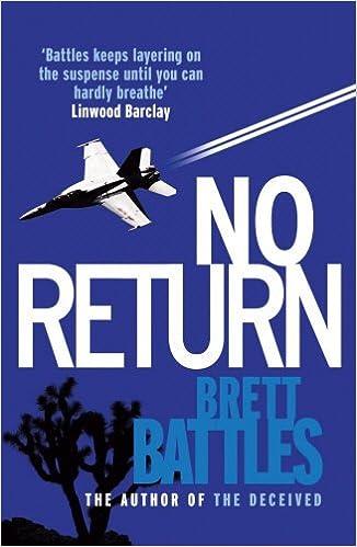 No Return by Brett Battles (2013-01-17): Amazon.es: Brett Battles: Libros