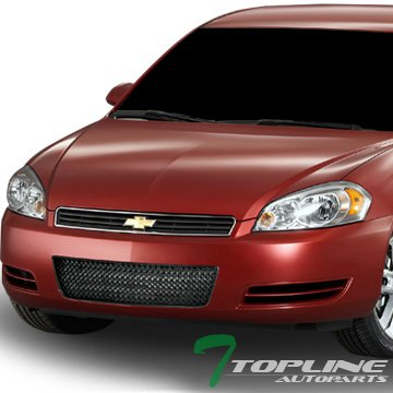 chevy impala bumper cover - 3