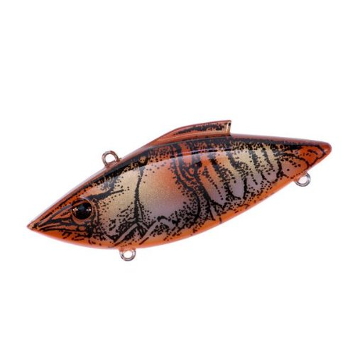 Rat-L-Trap Lures 1/4-Ounce Mini Trap (Natural Crawfish) ()