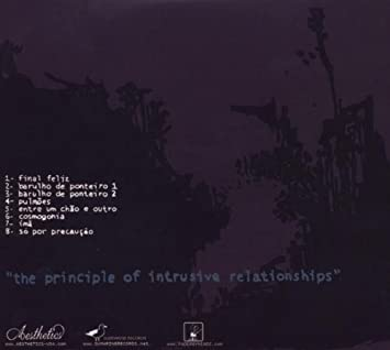 Sao Paulo Underground - Principle of Intrusive Relationships - Amazon.com Music