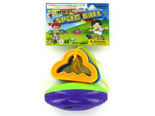 Speed Ball and Cord Toy
