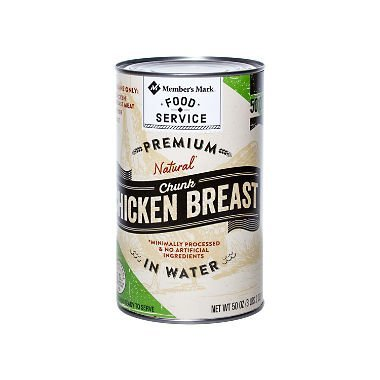 Dealmor Chicken Breast (50 oz. can)