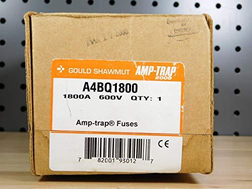 Brand New - Gould Shawmut A4BQ1800 Amp-Trap 2000 1800A 600V Fuse