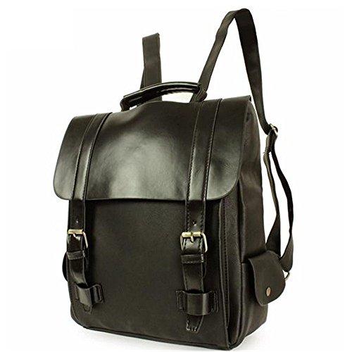 Minetom - Bolso mochila  para mujer negro