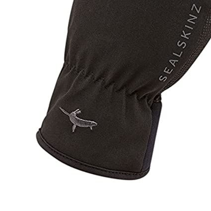 SealSkinz Mens Sea Leopard Gloves