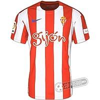 Camisa Real Sporting Gijón - Modelo I