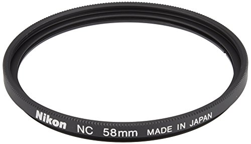 Nikon 2483 58mm NC Filter Attaches to HN-CP17 lens hoodInterchangeable Lens