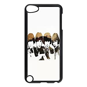 taoyix diy C-EUR Customized Print The Beatles Pattern Hard Case for iPod Touch 5