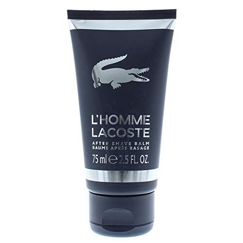 Lacoste Pour Homme Cologne - Lacoste L'homme Eau de Toilette After Shave Balm, 2.4 fl. oz.